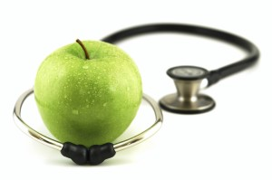 apple  stethoscope